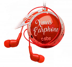 Xmas Earphone