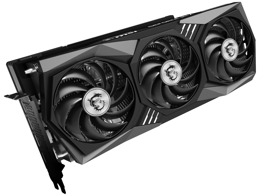 MSI Geforce RTX3060 Gaming X Trio 12GB
